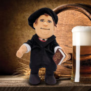 Luther and Beer Bible Front